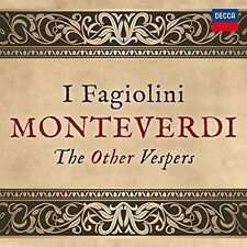 MONTEVERDI: THE OTHER VESPERS  (THE 24, FRESCOBALDI,...) CD NEU