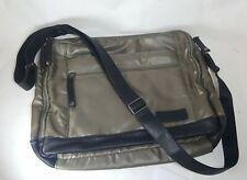 Arthur Aston Polyester Garniture Taupe Cross Body Bag