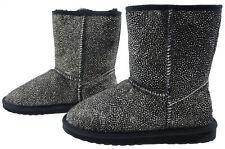 202297 EMU stinger fur lo Boots Leder braun EUR 38