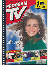 PROGRAM TV 2000/49 (1/12/2000) JULIA ROBERTS CHARLIE'S ANGELS MELANIE GRIFFITH