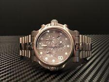 Renato Men's T-Rex Rare Limited Edition Titanium Grey Dial Watch