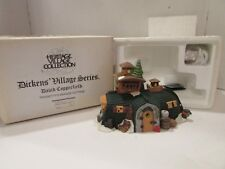 Dept 56 55506 David Copperfield Peggotty'S Seaside Cottage Green W/Cord D8
