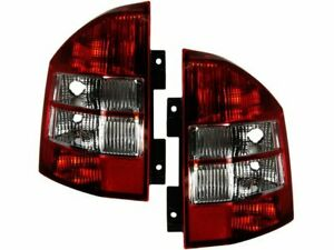 For 2007-2010 Jeep Compass Tail Light Assembly Set 25245PQ 2008 2009