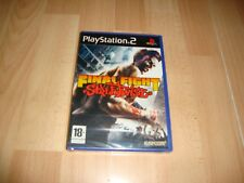 FINAL FIGHT STREETWISE DE CAPCOM PARA LA SONY PS2 NUEVO PRECINTADO