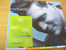 MICHAEL BUBLè COME FLY WITH ME CD+DVD SIGILLATO