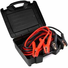 Commercial Heavy Duty 25 FT 0 Gauge Booster Cable Cables Emergency Power Jumper
