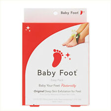 BabyFoot - revolutionary product for feets. It will make your feets super soft.