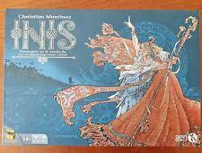 Christian Marttinez INIS - GEN X GAMES STRATEGY BOARD GAME - Spanish version