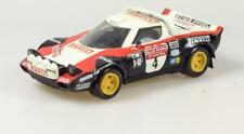 Solido Transkit 1/43 Lancia Stratos HF Pirelli, ganador 1978 Rally de Sanremo