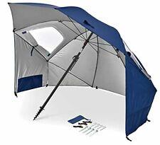 Sport-Brella Premiere UPF50+ Umbrella Shelter for Sun and Rain Protection(8-Foot
