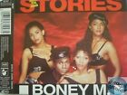 BONEY M STORIES MAXI CD