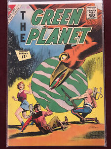 GREEN PLANET SPECIAL  Professionally Graded FN/VF 7.0