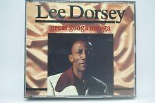 Lee Dorsey - The Great Googa Mooga   2x CD Album (Fat Jewel Case)