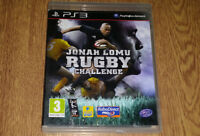 Jonah Lomu Rugby Challenge PS3 Playstation 3 **FREE UK POSTAGE!!** No manual