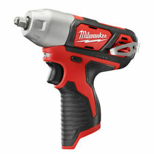 "Milwaukee 2463-20 M12 Li-ion 12 Volt 3/8"" Impact Wrench Tool Only"