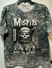 New listing Misfits Lost In Space Punk Rock Short Sleeve Shirt. Men's Large