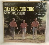 Vintage The Kingston Trio - New Frontier - Vinyl LP