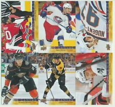 2017-18 Upper Deck Series 2 CANVAS YOU CHOOSE FINISH YOUR SET