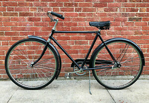 RARE ORIGINAL 1950s INDIAN SCOUT BICYCLE PHILLIPS GENT'S 21-INCH FRAME