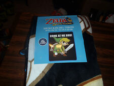 THE LEGEND OF ZELDA  SPIRT TRACKS COM AT ME BRO NINTENDO  MICRO RASCHEL BLANKET