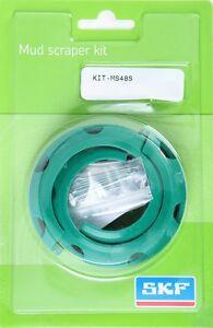 SKF Fork Oil Seal /& Dust Wiper Green For 2006-2012 Kawasaki KX250F