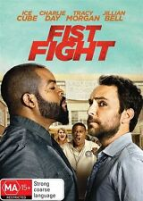 Fist Fight (Dvd) Comedy, Ice Cube, Charlie Day, Tracy Morgan