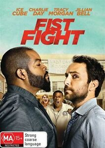 Fist Fight (DVD, 2017) Brand New, Factory Sealed