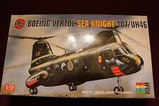 AIRFIX BOEING VERTOL SEA KNIGHT 107/UH46 1:72 MODEL KIT # 03051 - 2 KITS! NEW!