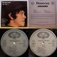 DONOVAN - Colours LP Folk Rock Press UK