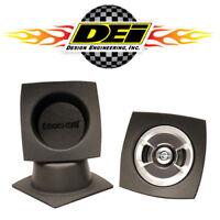 "DEI 050331 Boom Mat Auto Car Audio System Stereo Speaker Baffle 6.5"" Round Slim"