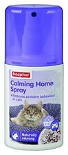 Beaphar Stress Relief Fireworks Anxiety Calming Home Spray 125ml For Cats Aid