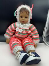 Angel Luna Babies Artistic Doll Vinyl Doll 24 3/8in Top Condition