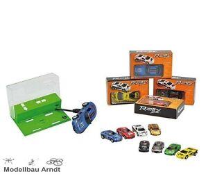 RC Auto Mini Rally Sport Car M 1:67, 2,4 GHz Fernsteuerung inkl Akku NEU