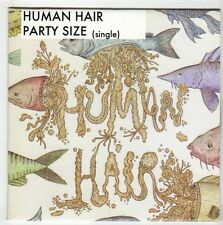 (EY978) Human Hair, Party Size - 2014 DJ CD