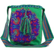 Wayuu Bag - Large Mochila - Design - Premium - 3385