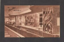 POSTCARD:  EAT'N SHOP RESTAURANT & DELICATESSEN - 725 S. HILL ST - LOS ANGELES