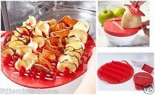 FORNO A MICROONDE CRISP Maker Set * Chip Sweet Potato barbabietola MELA Zucca Affettatrice Vassoio