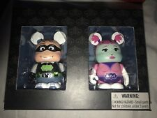 "WDW Disney 3"" Vinylmation - SDCC 2012 Exclusive Urdan 2 Pack Ltd 2000"