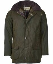 BARBOUR GIACCA CERATA LONGHURST WAX JACKET IMPERMEABILE