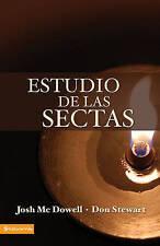 NEW Estudio de las sectas by Josh McDowell