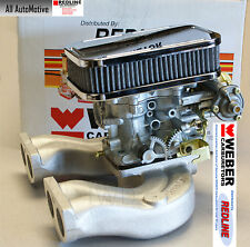 Triumph Spitfire Peformance Weber Carburetor Kit 1967-1980 1300cc and 1500cc