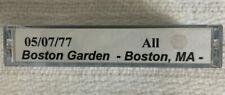 Grateful Dead Live 05/05/7/7 Boston Garden MA- DAT -  Betty Board - WBOTB not CD
