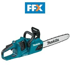 More details for makita duc405z 36v twin 18v lxt 400mm brushless chainsaw bare unit body only