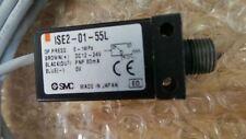 Vakuum Druckschalter SMC  ISE2-01-55L