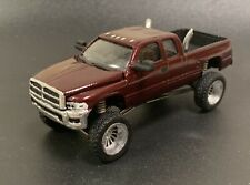 Cast Revell Dodge Ram Pickup With Opening Hood Cummins 24V AF Wheels