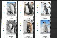 British Antarctic Territory 2018  Penguins and Chicks Defs UMM/MNH