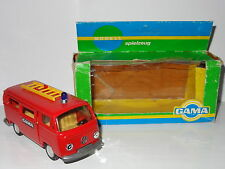 GAMA VW VOLKSWAGEN FIRE VEHICLE - 9487  boxed