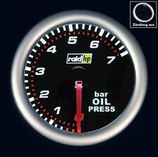 RAID Manómetro de aceite Presión Indicador Oil prensa