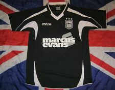 Ipswich Town England 2010/2011 Away Football Shirt Jersey Mitre M