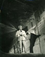 JEAN COCTEAU LE TESTAMENT D'ORPHEE 1960 VINTAGE PHOTO ORIGINAL #3